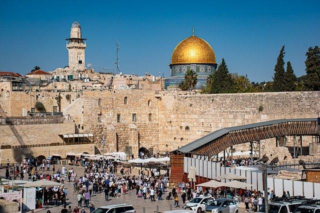 聖地エルサレムの画像