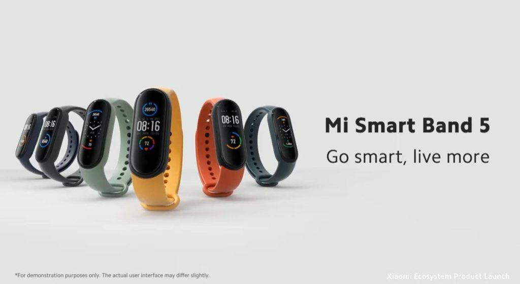 【日本版】Mi smart band 5はどう変わった?「前モデルと比較」変更点や新たに追加された新機能