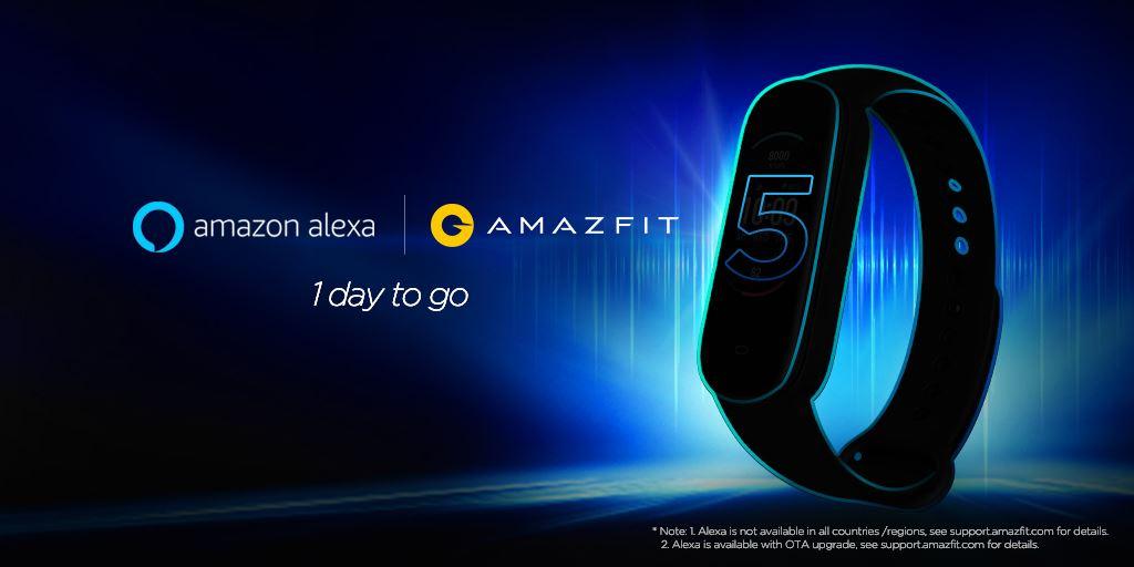 Amazfit Band 5の日本発売日・販売価格・購入方法