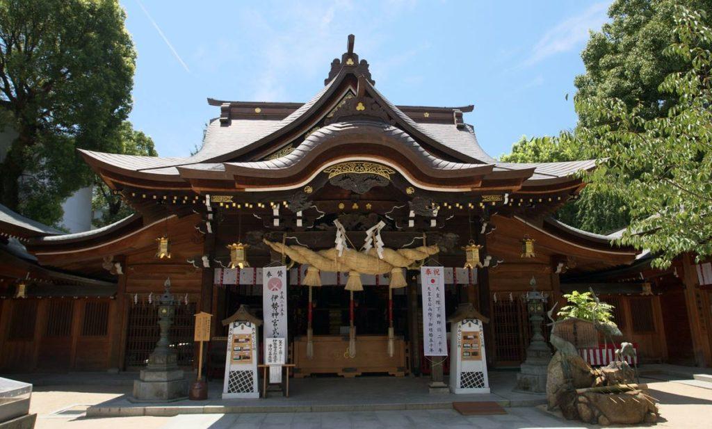 櫛田神社(福岡市博多区)初詣情報2021|参拝者数 約15万人