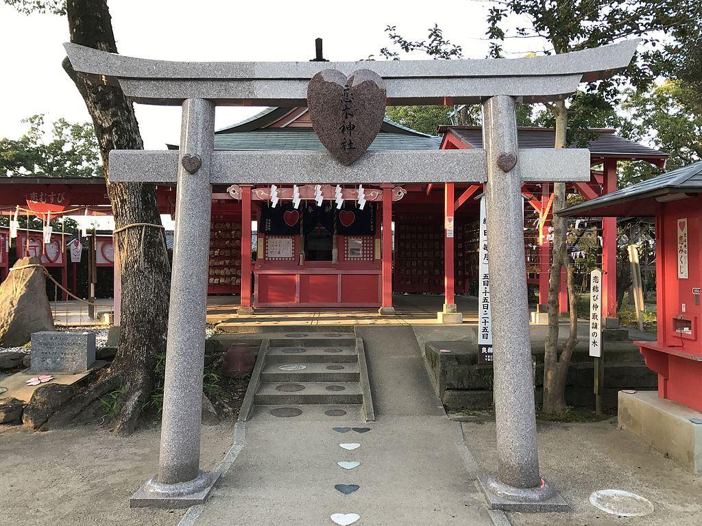 恋木神社(筑後市)初詣情報2021|参拝者数 約2万人