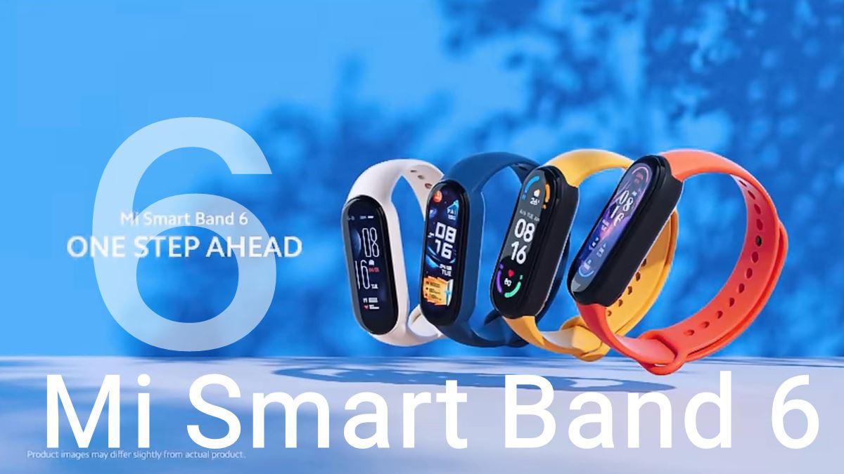 Mi Smart Band 6の最新情報!発売日や販売価格、新たに追加された機能・スペック変更点