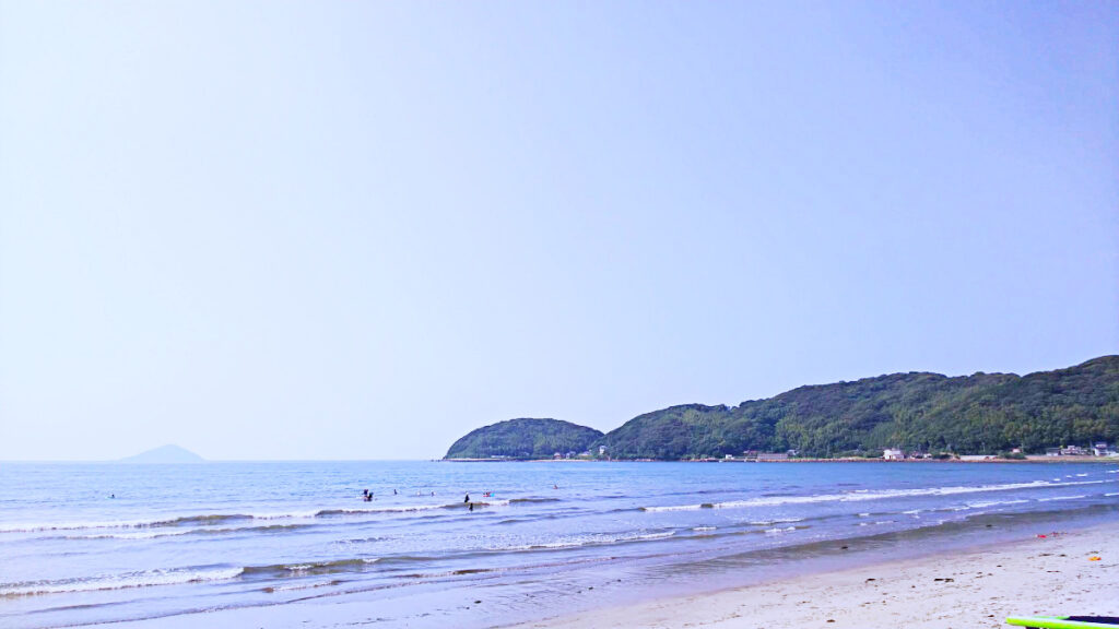 糸島 深江海水浴場の特徴
