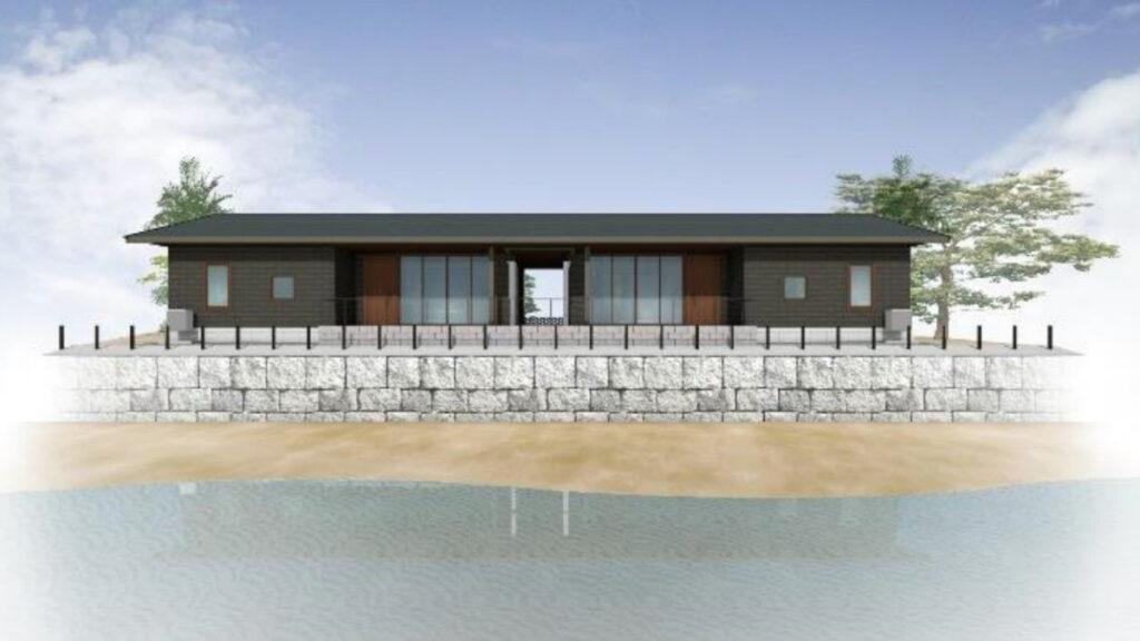 海の中道グランピング新施設「ヴィラ棟・シーサイドキャビン」